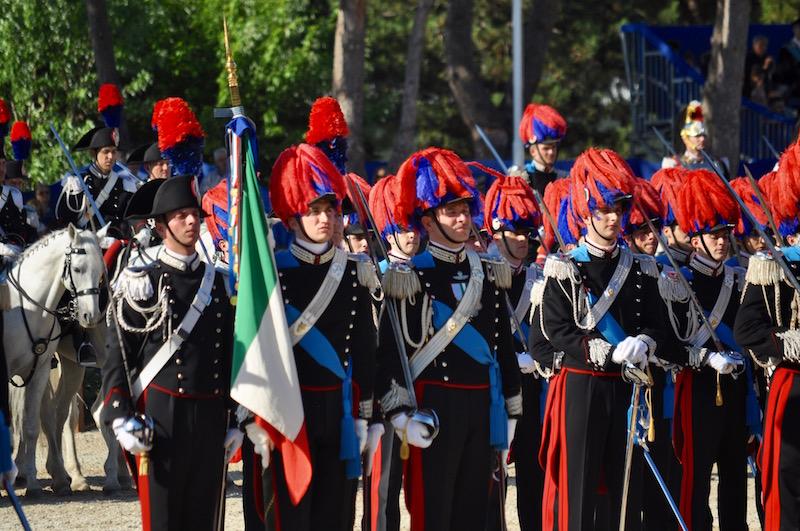 Movimenti ai vertici dei Carabinieri