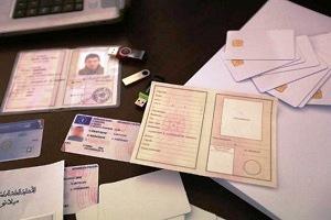 documenti falsi possesso di documenti falsi