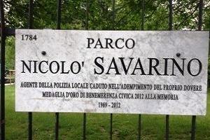 Commemorato il vigile Savarino