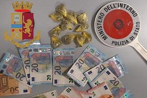 Arrestato spacciatore gambiano in Carlo Farini
