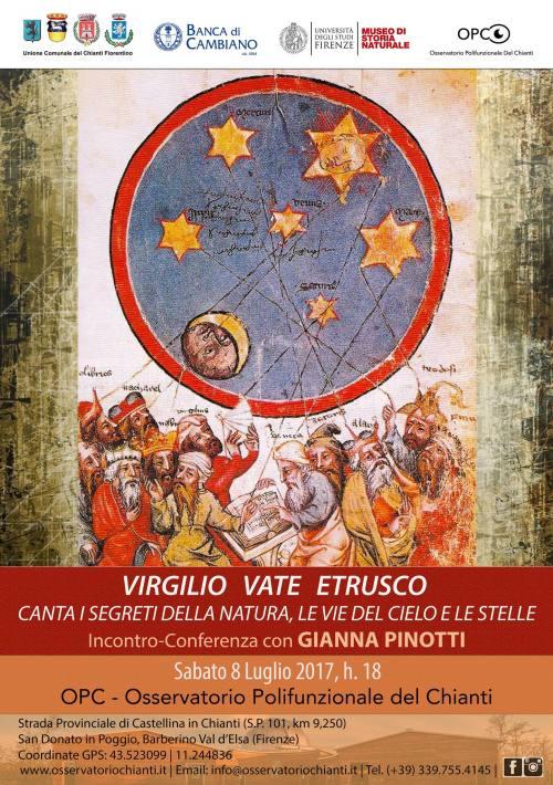 Virgilio Vate Etrusco