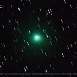 Cometa 41P/Tuttle Giacobini Kresan, Celestron RASA