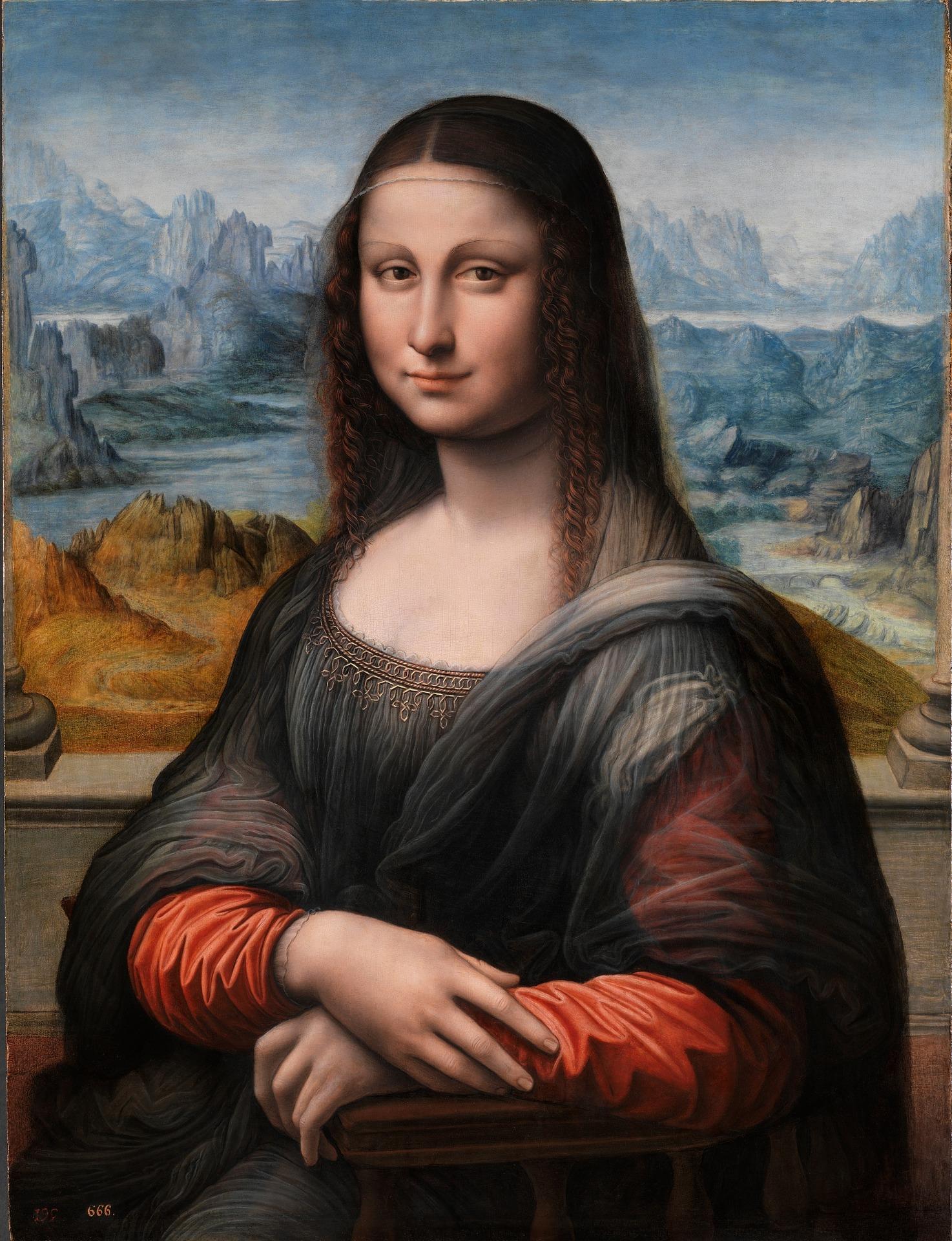 Gioconda Leonardo