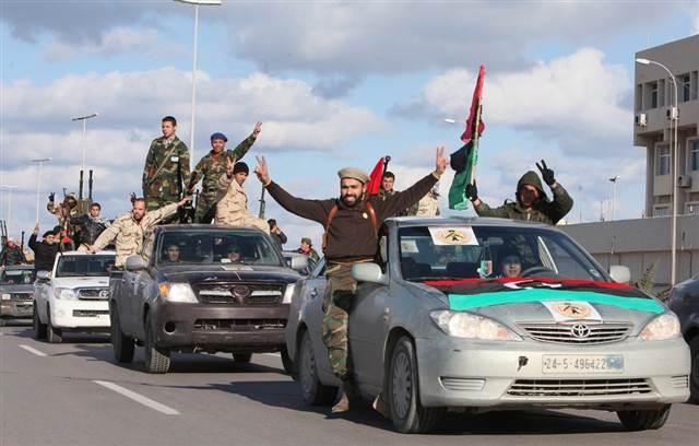 militia-libia