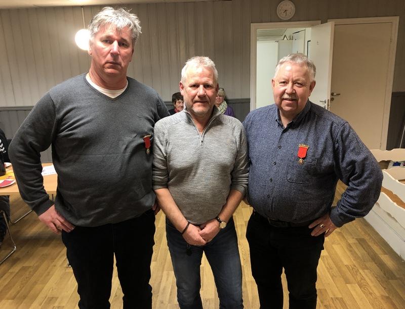 Årsmøte 2019 Trond, Fred, Roar rez