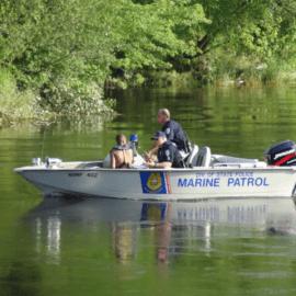 Marine Patrol Seeks Info on Boat Crash