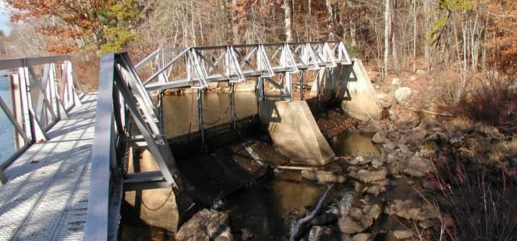 Funding Shortfall Delays Dam Repairs