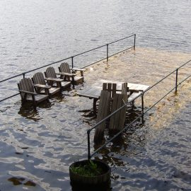 Flooding Will Always Be Possible for Ossipee Lake. Here's Why.