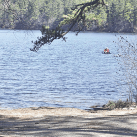 Ossipee Refuses to Bow to State on White Pond