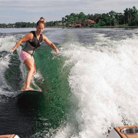 State Wake Boat Study Begins This Month