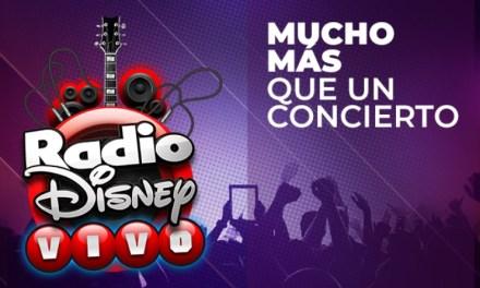 RADIO DISNEY VIVO VUELVE EL 19 DE ABRIL A CHILE  PARA PRESENTAR MUCHO MÁS QUE UN CONCIERTO