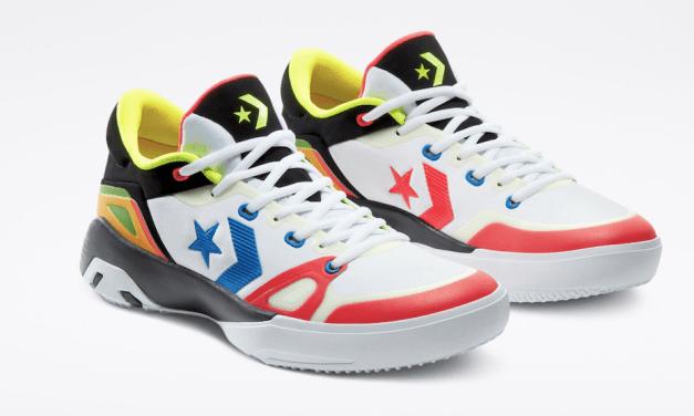 Converse expande sus zapatillas de básquetbol con las nuevas G4