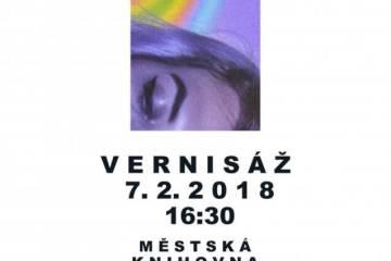 Vernisáž - plakat fin a3