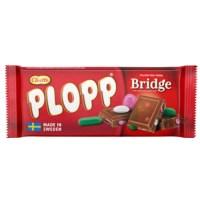 CLOETTA PLOPP & BRIDGE SUKLAALEVY 75G