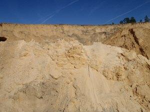Archer sand pit fill dirt