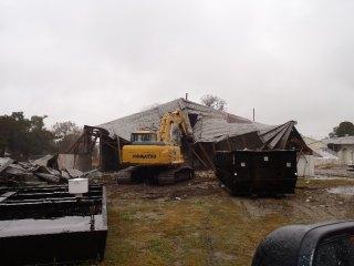 Commercial Construction Demolition Services