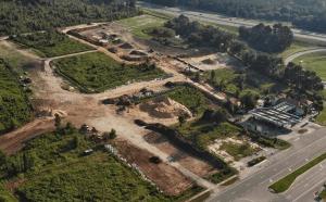 HighPoint-Crossing-in-Alachua-Hampton-Inn-site-work