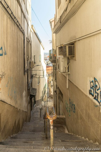 Streets of Covilha
