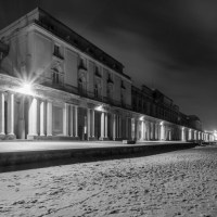 "My Hometown Oostende # 13 ""Thermae Palace by Night"""