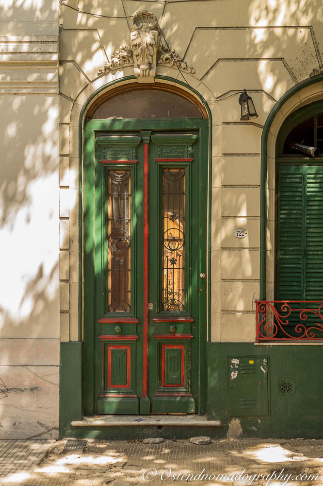 Doors in San Telmo 2