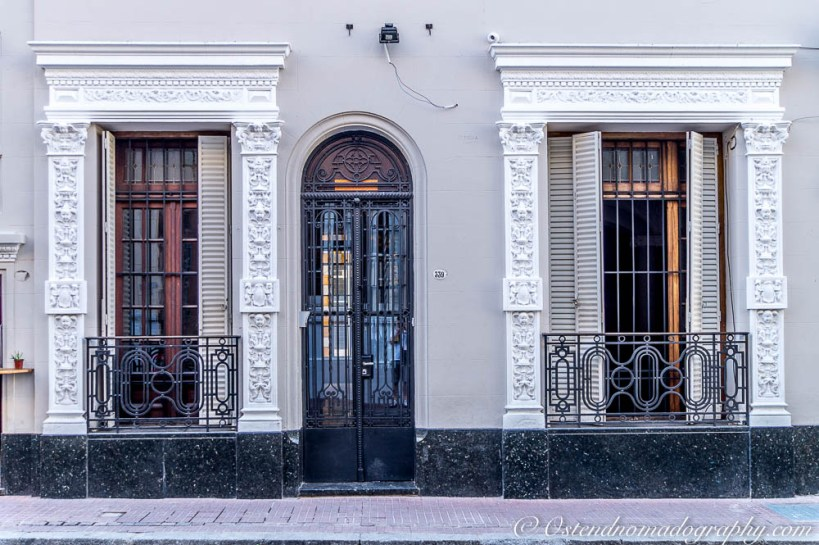 Doors in San Telmo