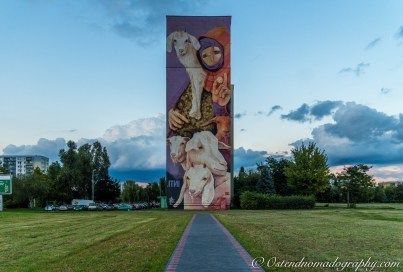 An Inti masterpiece in Lodz