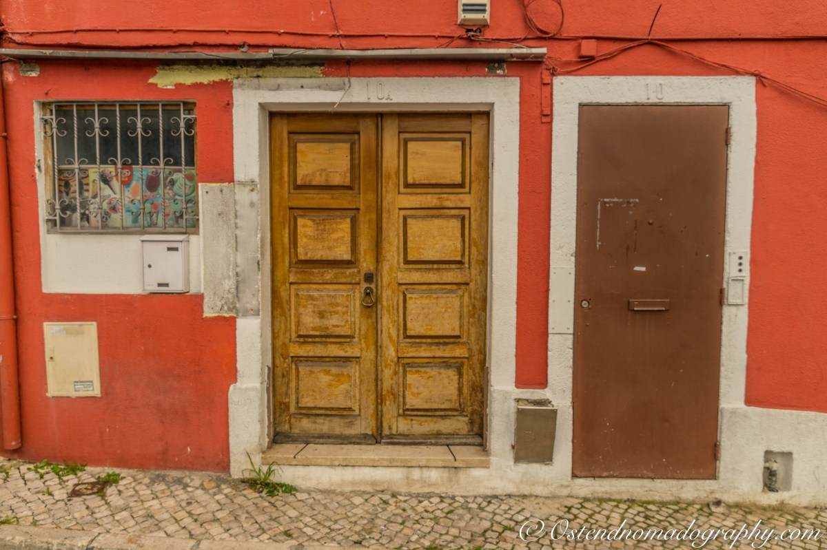 Thursday Doors: Lisbon
