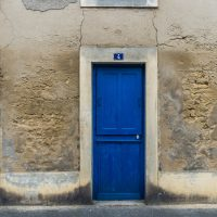 Thursday Doors: Port-en-Bessin