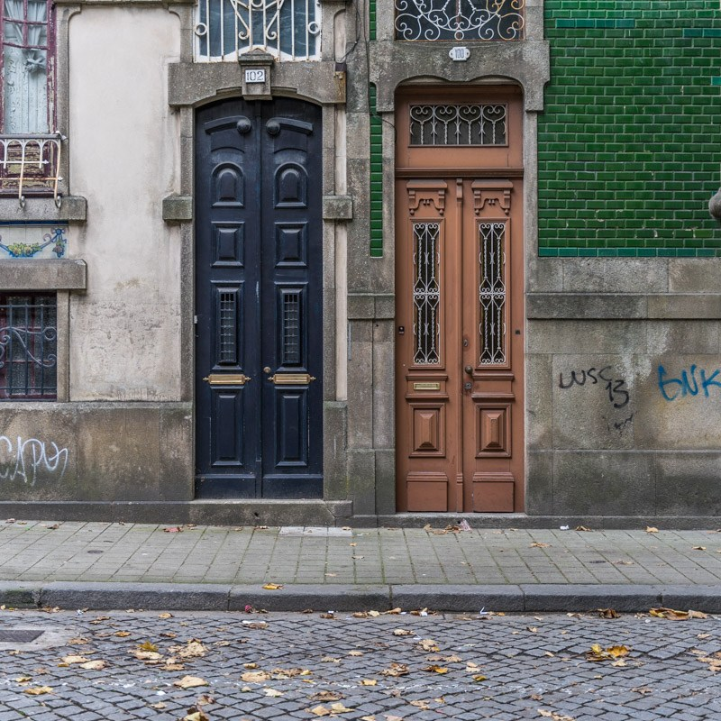 Thursday Doors: Porto