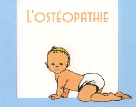 L'ostéopathie pour votre enfant