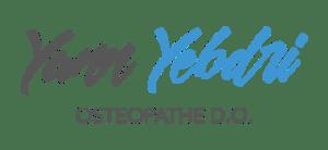 yann yebdri osteopathe logo