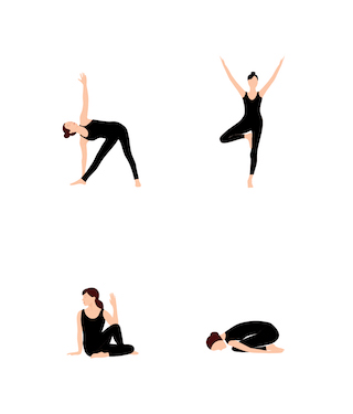 Yoga bij Osteopathie Gent