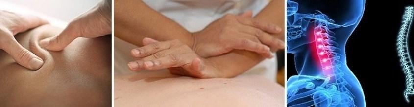 Foto drieluik, van de Osteopraktijk in Amsterdam, behandeling van bewegingsbeperkingen van botten, spieren, bloedvaten, ingewanden.