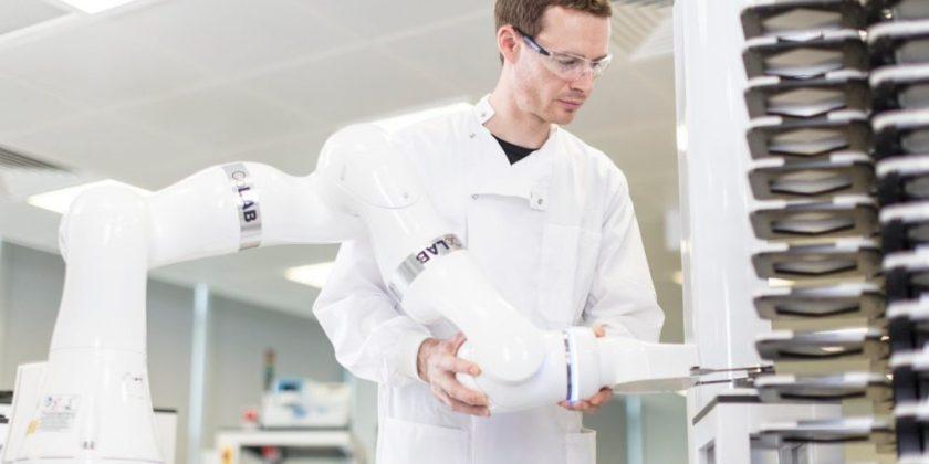 Robotic Study Could Lead to Quicker Regenerative Medicine Research