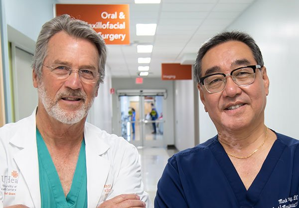 UTHealth oral surgeons develop new technique to reconstruct diseased jaw joints