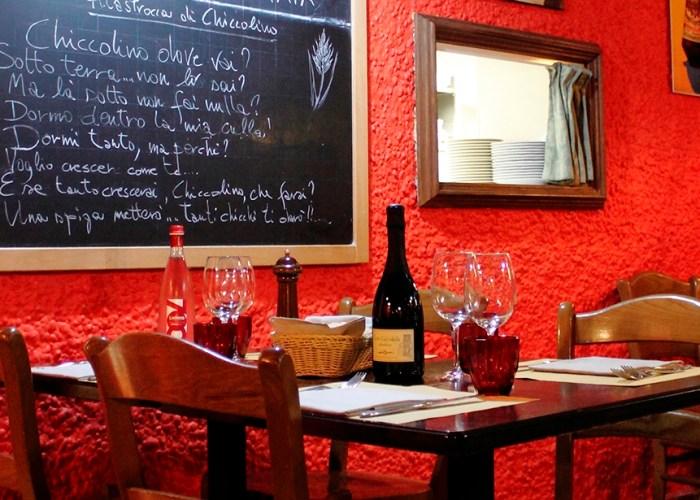 Ristorante Romantico Centro Storico Parma Osteria della Ghiaia