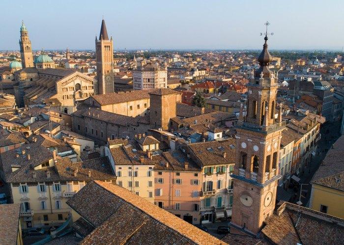 Trattoria del Buongusto a Parma? Forse vuoi dire Antica Osteria del Buongusto.. la Ghiaia