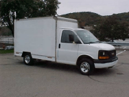 cargo, box truck