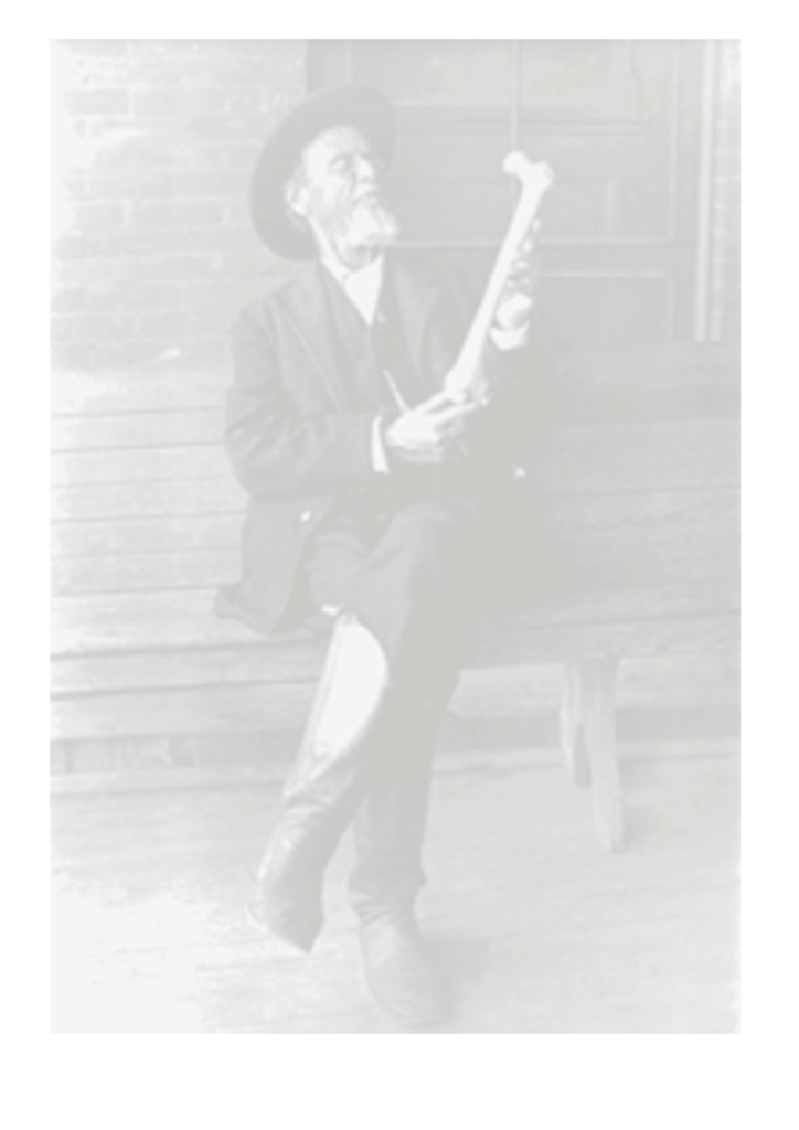 Dr.Still, founder of Osteopathy