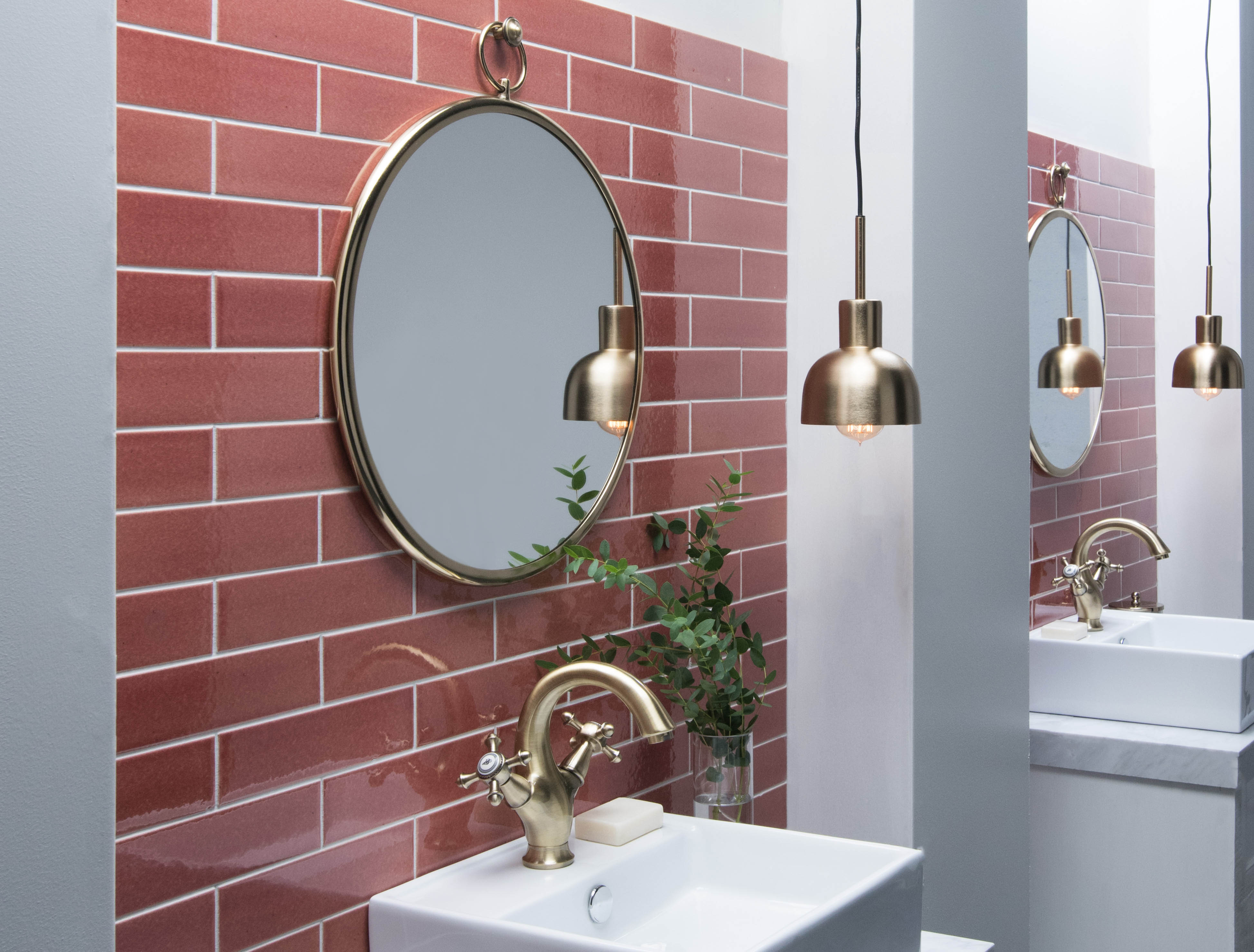 original style plymouth tile showroom