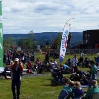Høydepunktet er Østmarka orinteringsklubb sitt kretsløp
