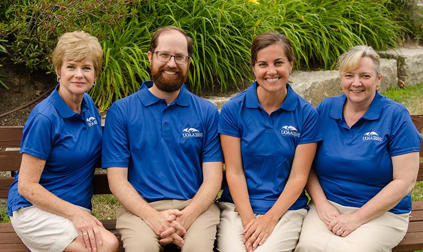 UOAA Staff Photo, 2017
