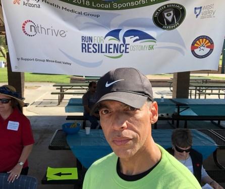 a9cbd1638d7e9 Robert at the Arizona Run for Resilience Ostomy 5k