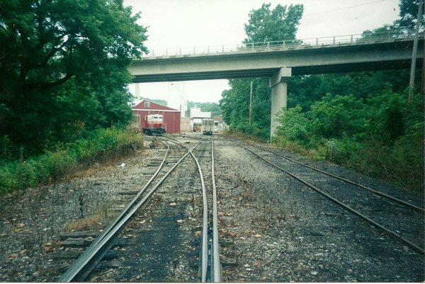 Brookville yard