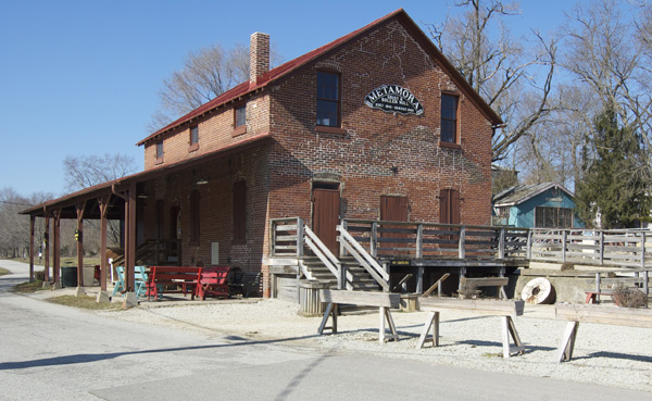 Metamora Roller and Grist Mill