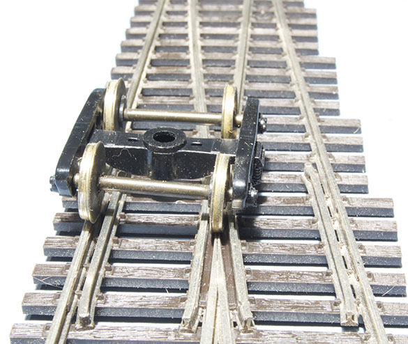 P87 wheels and NMRA flangeways are not a system