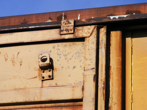 Prototype door lift ring? Greg Elem Photo