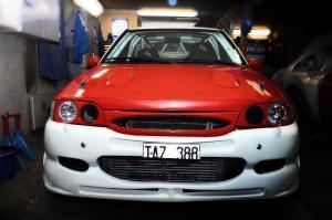 Ford Cosworth WRC (Medium)