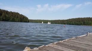 Na łódkach