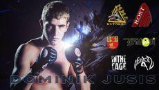 DOMINIK JUSIS ZADEBIUTUJE W ZAWODOWYM MMA